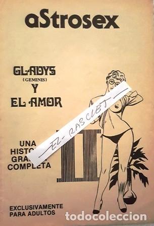 Cómics: COMIC ASTROSEX - EL SIGNO DEL ZODIACO - GEMINIS - - Foto 2 - 137786414