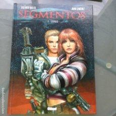 Cómics: SEGMENTOS JUAN JIMENEZ - GLENAT. Lote 138080762