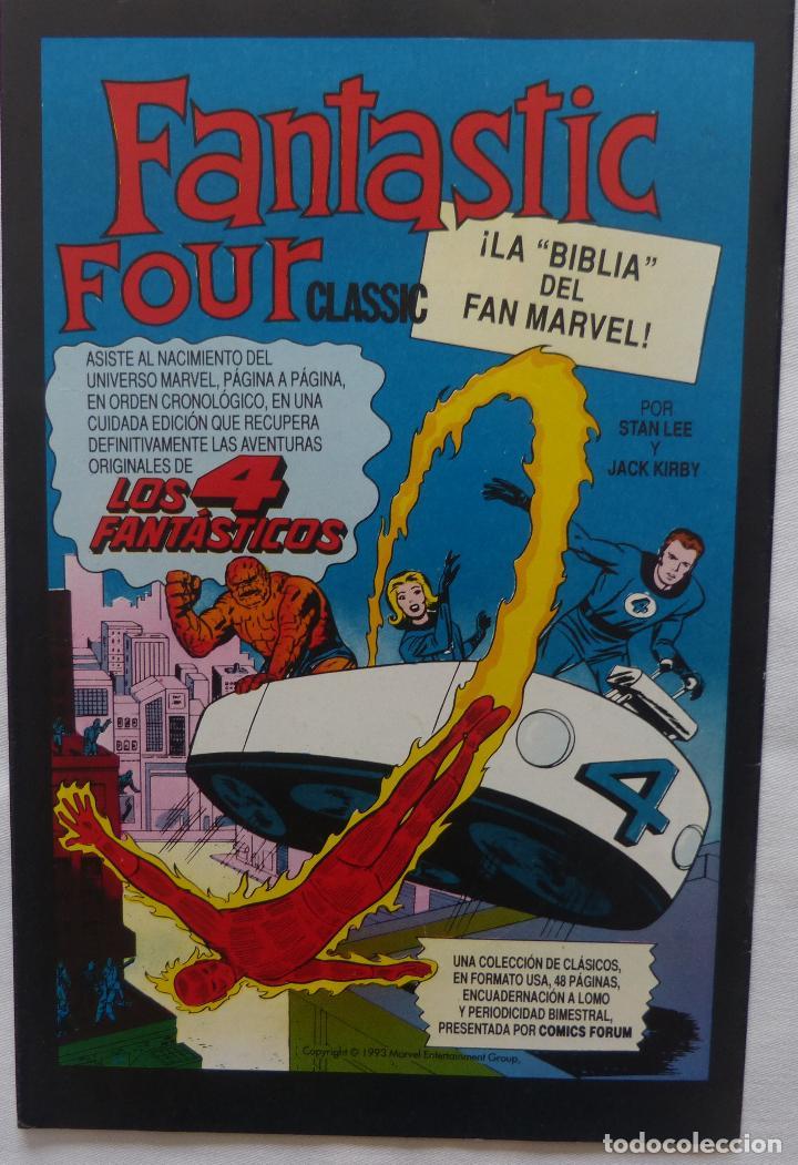 Cómics: Comic Warlock y la Guardia del Infinito,Numero 2,Marvel Comics,1993 - Foto 6 - 138185190