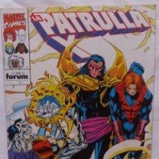 Cómics: COMIC PATRULLA X,Nº 153,MARVEL COMICS,FORUM Nº 153. Lote 138332970