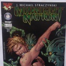 Cómics: COMIC MIDNIGHT NATION, JOE'S CIOMICS,IMAGE,2002,PLANETADEAGOSTINI COMICS,NUMERO 6 DE 12,TOP COW. Lote 138582774