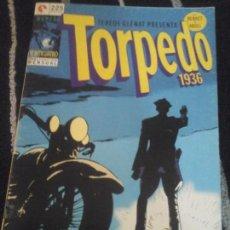 Cómics: BERNET - ABULI, TORPEDO 1936, N. 24. Lote 138650162
