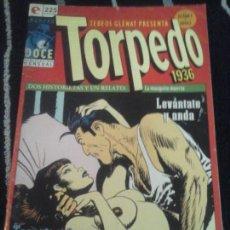 Cómics - Bernet - Abuli, Torpedo 1936, N. 12 - 138651462