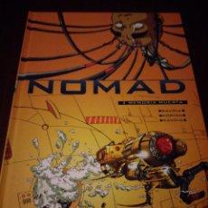 Cómics: NOMAD 3. MEMORIA MUERTA. SAVOIA, MORVAN, SAVOIA.. Lote 138899184