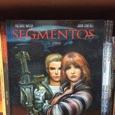 Cómics: SEGMENTOS, DE JUAN GIMÉNEZ. Lote 139331714