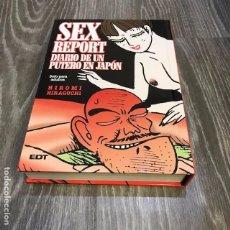 Cómics: SEX REPORT - GLENAT - 2013 . Lote 144840573
