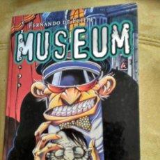 Cómics: MUSEUM. FERNANDO DE FELIPE. Lote 140224106