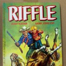 Cómics: RIFFLE - EDT - RAFAEL LÓPEZ ESPÍ. Lote 140374398