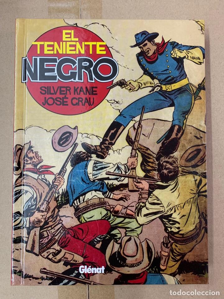 EL TENIENTE NEGRO - EDT - SILVER KANE (Tebeos y Comics - Glénat - Autores Españoles)