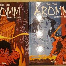 Cómics: AROMM, ZENTNER/PELLEJERO. Lote 140496878