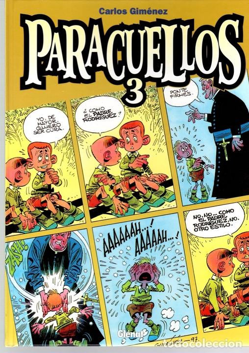 PARACUELLOS 3. CARLOS GIMENEZ. GLÉNAT, 1999 (Tebeos y Comics - Glénat - Autores Españoles)