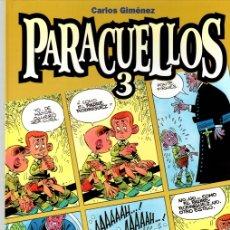 Cómics: PARACUELLOS 3. CARLOS GIMENEZ. GLÉNAT, 1999. Lote 202397211