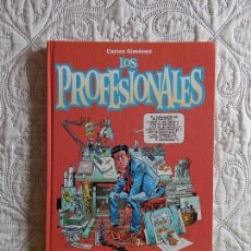 Cómics: LOS PROFESIONALES - INTEGRAL. Lote 143029318