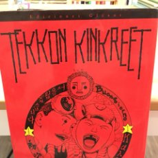 Cómics: TEKKON KINKREET MANGA. MATSUMOTO TAIYOU. GLENAT 2008. Lote 143495853