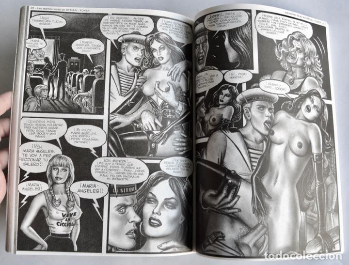 Cómics: Lote de 4 números de HOT. Cómics para Adultos. Carton Cómics, Barcelona. 1994. Cómic Erótico - Foto 4 - 143797094