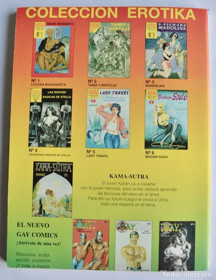 Cómics: Lote de 4 números de HOT. Cómics para Adultos. Carton Cómics, Barcelona. 1994. Cómic Erótico - Foto 5 - 143797094