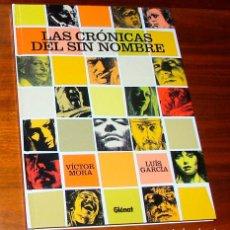 Cómics: CÓMIC 'LAS CRÓNICAS DEL SIN NOMBRE' (VÍCTOR MORA, LUIS GARCÍA). Lote 143860842