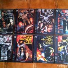 Cómics: LOTE DE COMICS THE X FILES EDICION LA VANGUARDIA N,4,52,8,3,7,12,6, EDICION DE 1996. Lote 143865298