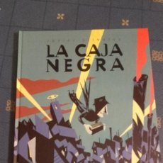 Cómics: LA CAJA NEGRA, DE JAVIER OLIVARES. Lote 144266714