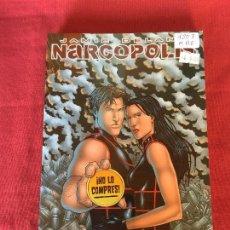 Cómics: GLENAT NARCOPOLIS MUY BUEN ESTADO REF.1207. Lote 144919234