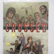 Cómics: CROSSED - GARTH ENNIS - NUMERO 1 - GLENAT - AVATAR. Lote 145688666