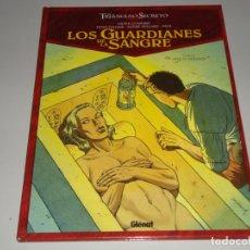 Cómics: LOS GUARDIANES DE LA SANGRE 2. Lote 146410966