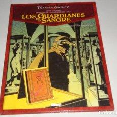 Cómics: LOS GUARDIANES DE LA SANGRE 3. Lote 146411070