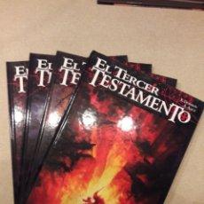 Cómics: EL TERCER TESTAMENTO, DORISON / ALICE, COMPLETA (4 TOMOS). Lote 147462546