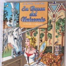 Cómics: EN BUSCA DEL UNICORNIO - COLECCION COMPLETA 3 ÁLBUMES. Lote 147536810