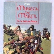 Cómics: MUÑECA DE MARFIL - LA GARRA DE BRONCE - TOMO 2. Lote 147537314