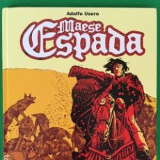 Cómics: MAESE ESPADA POR ADOLFO USERO - ED. GLENAT. Lote 147690046
