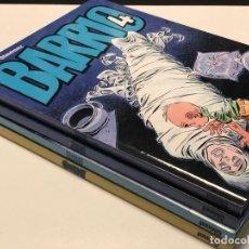 Cómics: BARRIO. COMPLETO 4 VOLUMENES. CARLOS GIMENEZ , EDITORIAL GLENAT. Lote 147947350