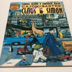 Cómics: CLAUS & SIMON. CAJON DESASTRE. GLENAT. Lote 147948542