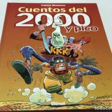 Cómics: CUENTOS DEL 2000 Y PICO DE CARLOS GIMENEZ , EDITORIAL GLENAT. Lote 147965094
