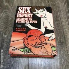 Cómics: SEX REPORT - GLENAT - 2013 . Lote 147969014
