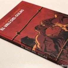 Cómics: EL VALS DEL GULAG - PELLEJERO Y LAPIERE (GLENAT ). Lote 147983138