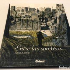 Cómics: ENTRE LAS SOMBRAS (ARNAUD BOUTLE) GLENAT. Lote 147987302