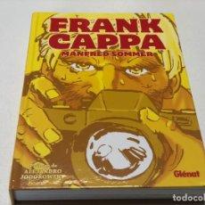 Cómics: FRANK CAPPA - MANFRED SOMMER - GLENAT. Lote 147990322