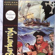 Cómics: BARBARROJA Nº 1 - EL DEMONIO DEL CARIBE - ED. GLENAT. Lote 148026106