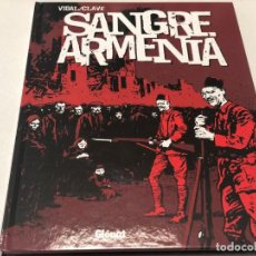 Cómics: SANGRE ARMENIA - VIDAL & CLAVE . Lote 148046934