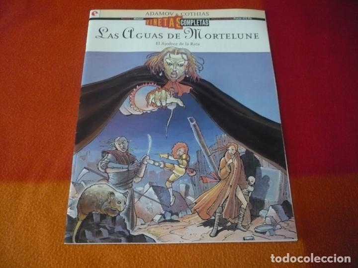 VIÑETAS COMPLETAS 1 LAS AGUAS DE MORTELUNE ( ADAMOV COTHIAS ) ¡BUEN ESTADO! GLENAT (Tebeos y Comics - Glénat - Comic USA)