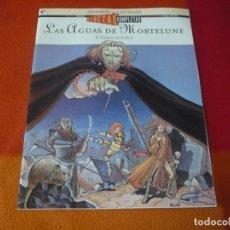 Cómics: VIÑETAS COMPLETAS 1 LAS AGUAS DE MORTELUNE ( ADAMOV COTHIAS ) ¡BUEN ESTADO! GLENAT. Lote 148286970