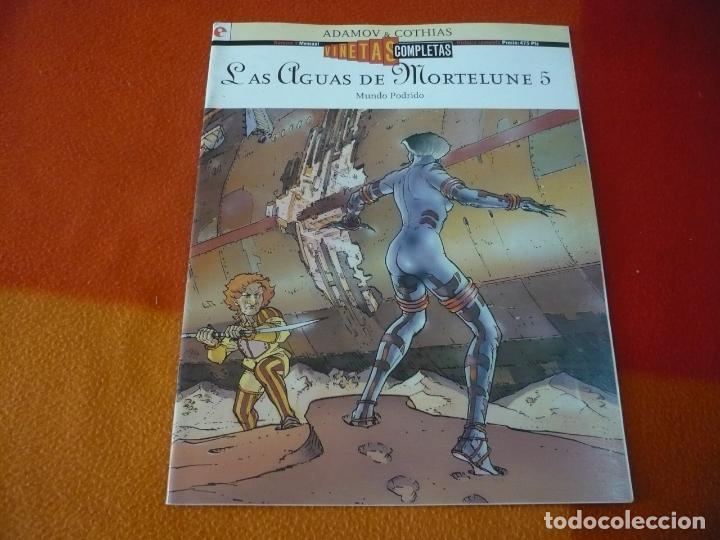 VIÑETAS COMPLETAS 5 LAS AGUAS DE MORTELUNE ( ADAMOV COTHIAS ) ¡BUEN ESTADO! GLENAT (Tebeos y Comics - Glénat - Comic USA)