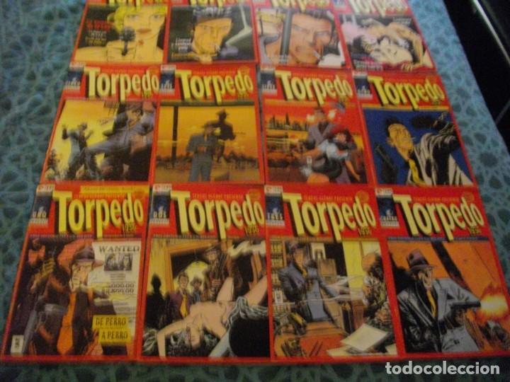 COMICS TORPEDO 1936 - GLENAT - COMPLETA 30 NUMEROS -LOS DE LAS FOTOS MIRA TODOS MIS TEBEOS (Tebeos y Comics - Glénat - Autores Españoles)