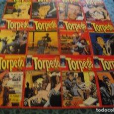 Cómics: COMICS TORPEDO 1936 - GLENAT - COMPLETA 30 NUMEROS -LOS DE LAS FOTOS MIRA TODOS MIS TEBEOS . Lote 149136266