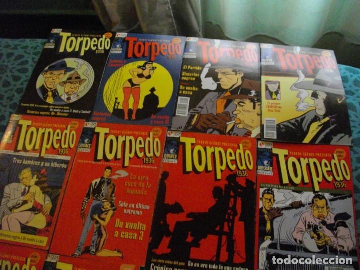 Cómics: COMICS TORPEDO 1936 - GLENAT - COMPLETA 30 NUMEROS -LOS DE LAS FOTOS MIRA TODOS MIS TEBEOS - Foto 3 - 149136266