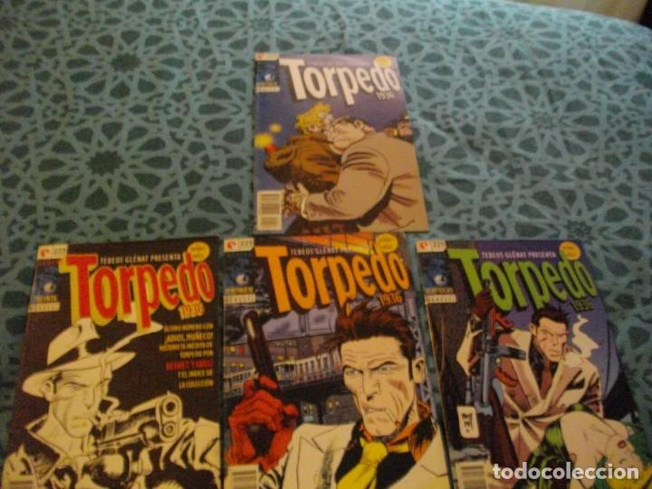 Cómics: COMICS TORPEDO 1936 - GLENAT - COMPLETA 30 NUMEROS -LOS DE LAS FOTOS MIRA TODOS MIS TEBEOS - Foto 6 - 149136266