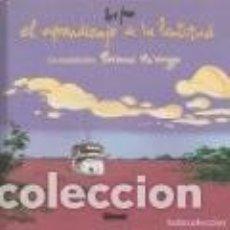 Cómics: EL APRENDIZAJE DE LA LENTITUD (PERE JOAN) GLENAT - CARTONE - COMO NUEVO - OFI15. Lote 149435454
