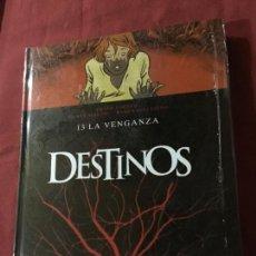 Cómics: GLENAT DESTINOS NUMERO 13 MUY BUEN ESTADO REF.TD13. Lote 150189230