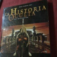 Cómics: GLENAT LA HISTORIA OCULTA NUMERO 2 MUY BUEN ESTADO REF.TD13. Lote 150189686